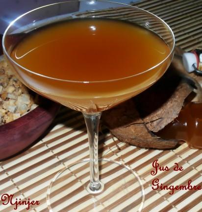 Jus de gingembre njiger recette camerounaise alice pegie cuisine - Recette de cuisine camerounaise ...