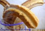 Churros (beignets à la farine) de manioc
