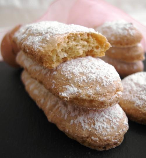 Les Biscuits à la cuillère