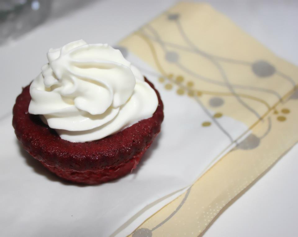 redvelvet cupcake