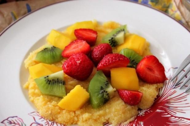 Gari aux fruits