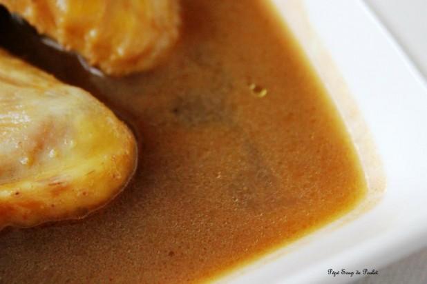 pepper soup de poulet