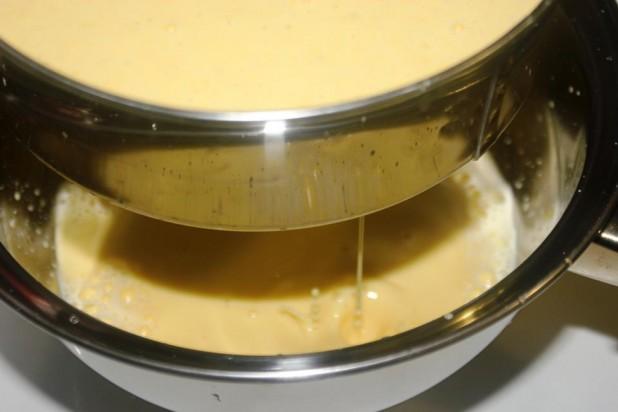 Bouillie de Maïs à la Mangue pour bébé