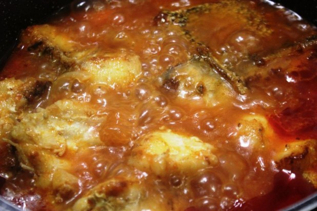 Le THIEBOU DIEN (riz au poisson) recette sénégalaise
