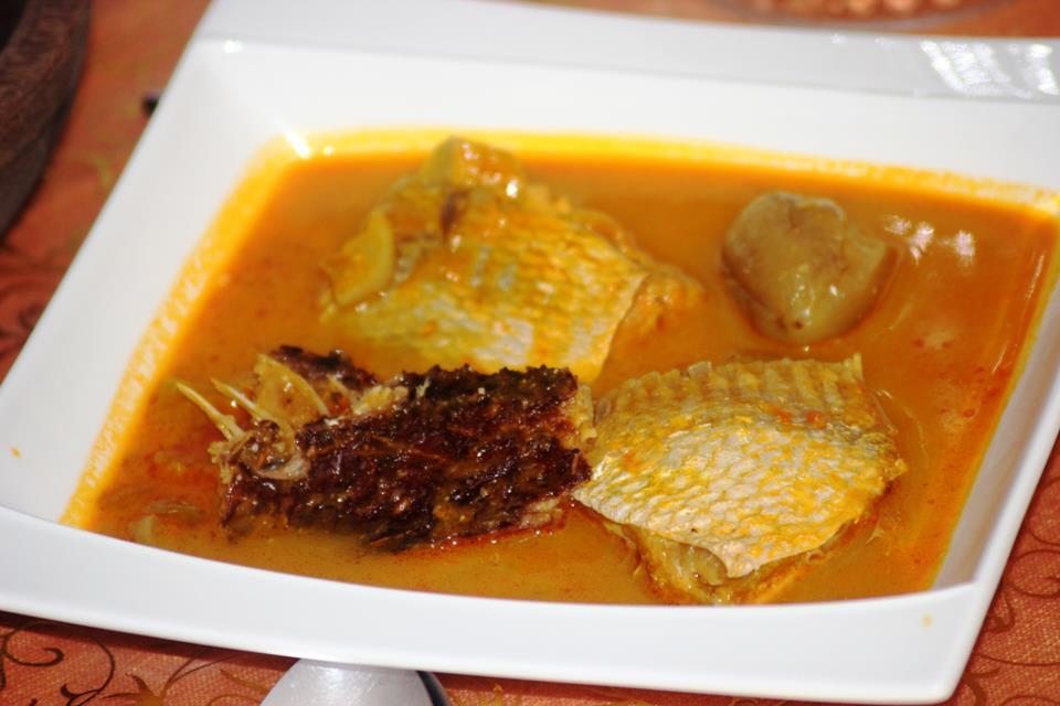 Poisson sauce claire une recette ivoirienne recettes - Recette de cuisine ivoirienne gratuite ...