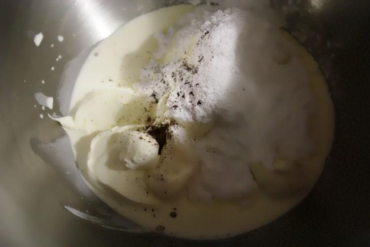gateau vanille glaçage mascarpone (10)