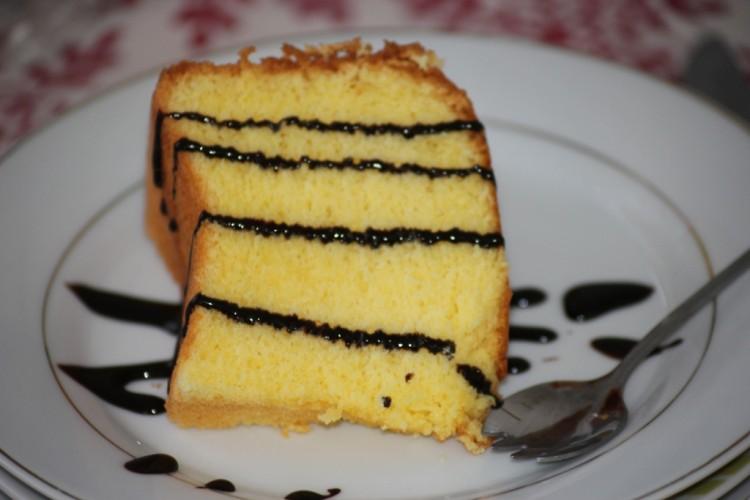 Cake Au Poisson Chorizo