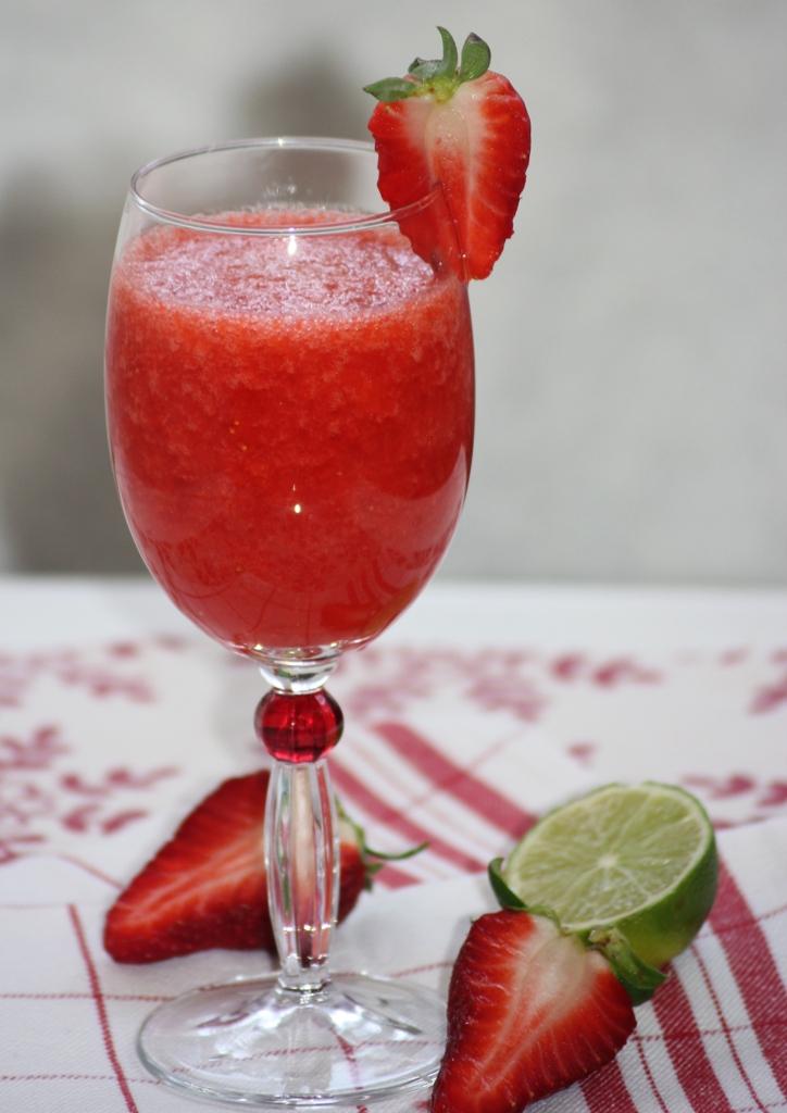 daiquiri à la fraise
