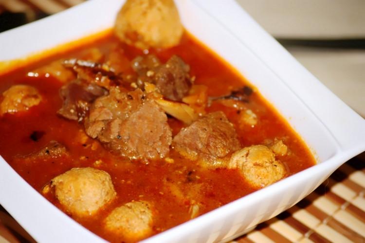 mangoes soup