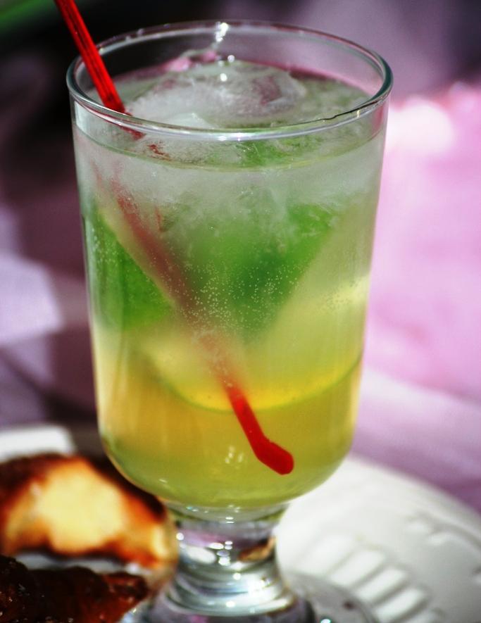 caipirinha à l'ananas