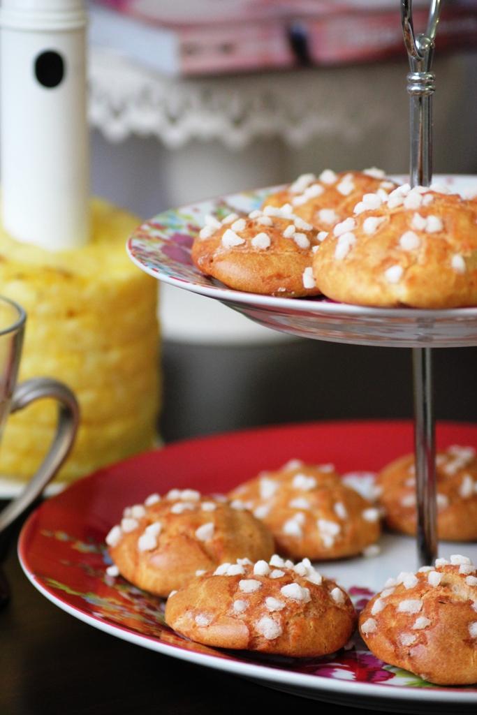 chouquettes au sucre (15)