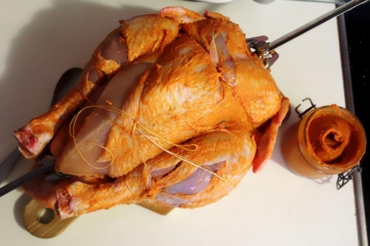 poulet roti à la tomate (2)