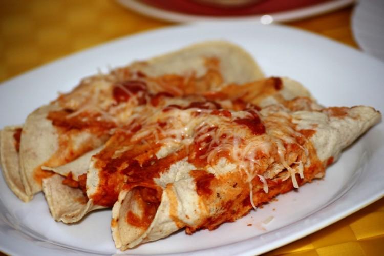 enchiladas de poulet au riz (20)