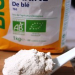 farine de blé tendre (T65)