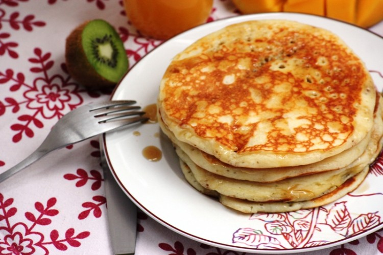 pancake au cottage cheese (9)