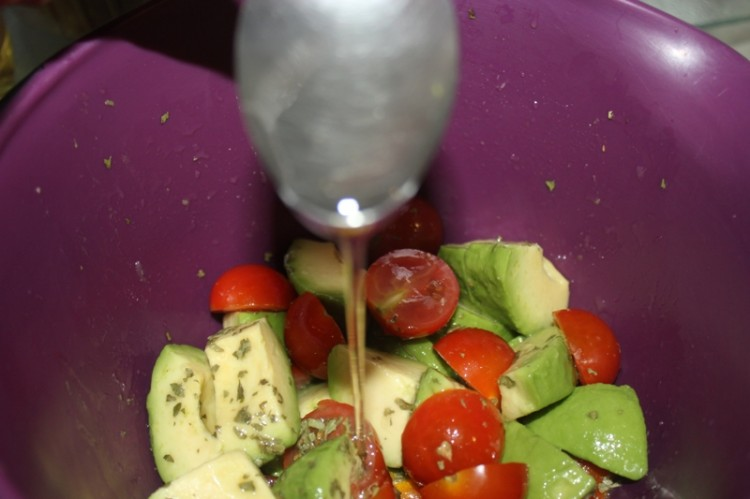 salade d'avoca et crevettes (4)