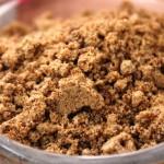 sucre brut de canne - sucre complet - rapaduka - muscavo