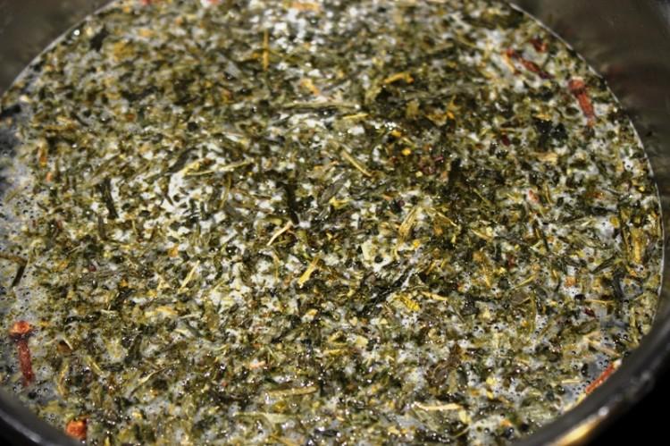 thé vert gingembre et clou de girofle (1)