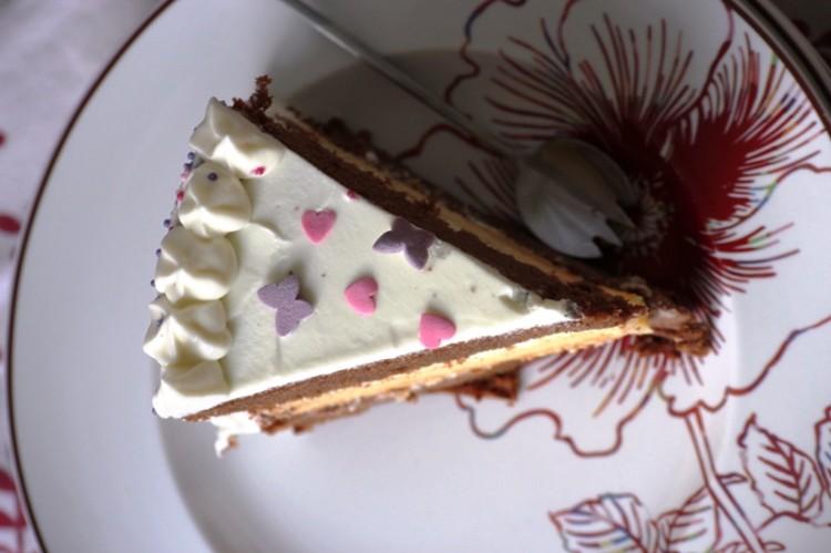 gâteau au chocolat blanc et chocolat au lait (21)
