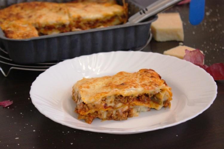 lasagne à la bolognese
