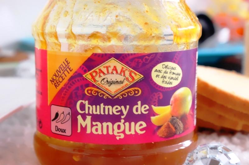 chutney mangue PATAKS