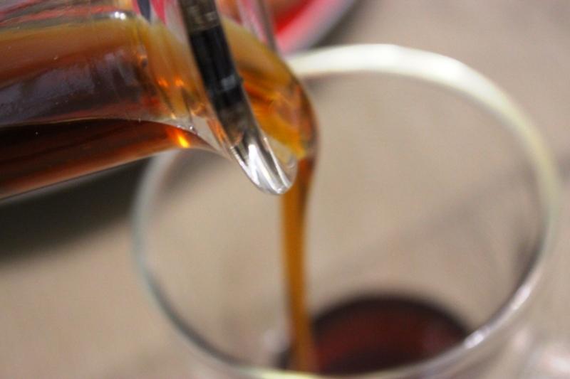 Sirop de café