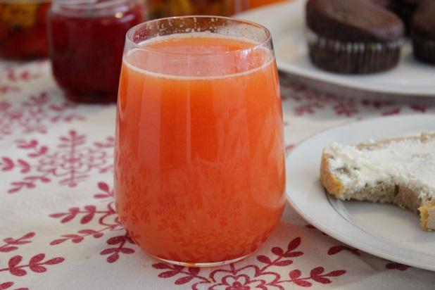 Cocktail aux agrumes