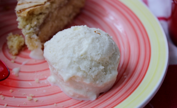 Glace au mascarpone la vanille alice pegie cuisine - Cuisine au mascarpone ...