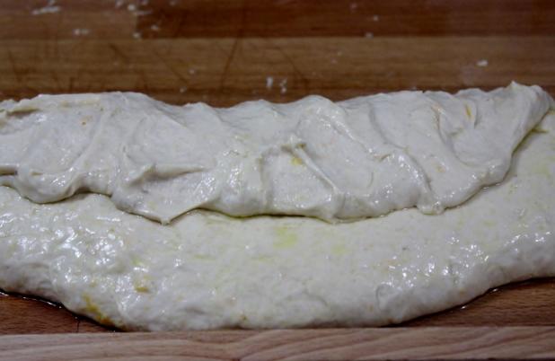 Pain à la patate douce