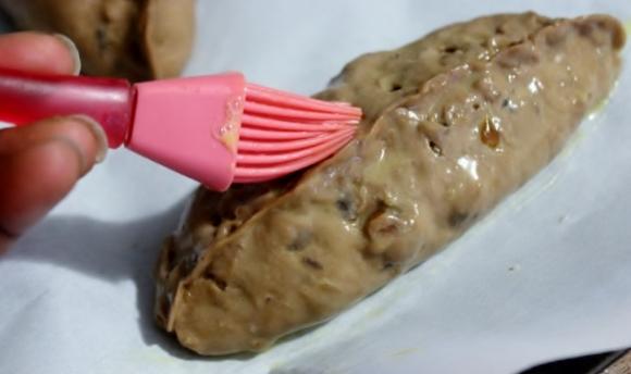 petits pains chocolat noisettes