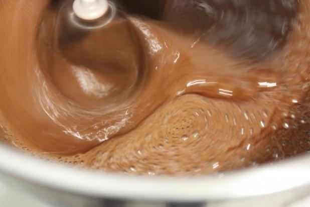 chocolate chiffon cake (4)