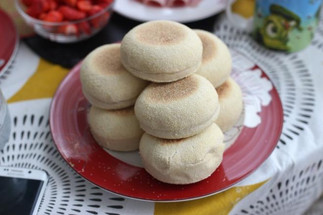 muffin anglais