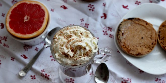 chocolat chaud au café