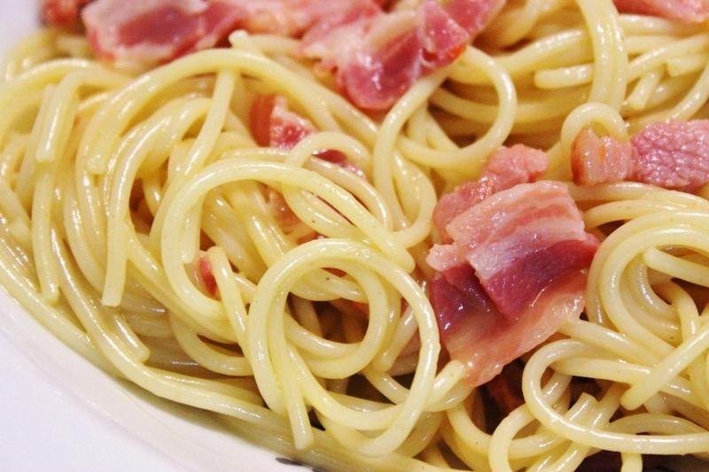 spaghettis-à-la-carbonara