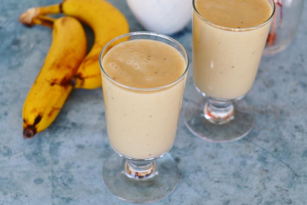 Milk Shake à la Banane & Kossam